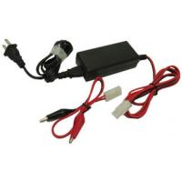 Quality 12.6V 1A Lithium Polymer Battery Charger With Auto Detecting for sale