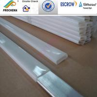 Quality Teflon PTFE  squre tube, Teflon PTFE rectangle tube for sale