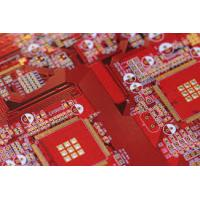 Quality 8-layer multi-layer cell phone pcb board HASL , 35um , 2.4 mm thickness for sale