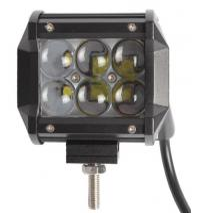 Quality IP67 4 Inch 4D Flood Beam Mini 18w Led Light Bar / Led Work Lights For Trucks for sale