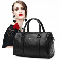 Quality Portable Crossbody Messenger Fashion Ladies HandBags With Anti Scratch Leather for sale