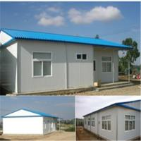 Quality Mobile House/Modular House/ Portable House Steel Pipe Truss house for sale