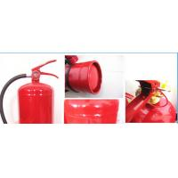Quality Easy operate Dry Powder Fire Extinguisher 8kg 75% ABC 20% BC 40% BC Fire Extinguisher for sale
