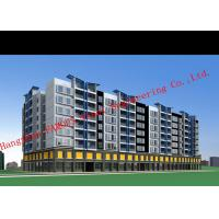 Structural Steel Framed Multi-Storey Steel Building EPC Contractor General And High Rise Building for sale