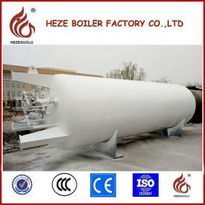 China 20M3 Cryogenic Tank Vacuum Insulated Powder Storage Tank for Liquid Oxygen on sale