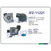 Buy cheap Lester 13882 BMW Car Alternator For BMW 325 X5 0124515050 14V 120A from wholesalers