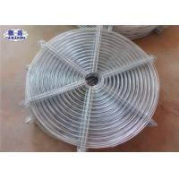 Quality Spiral Industrial Fan Guards Large Finger Protection Round Shape Easy To Clean for sale