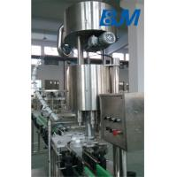 China SUS304 350 - 1250ml Plastic Bottle Capper Machine With 6 Capping Heads 1500kg on sale