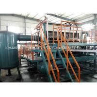 Quality Fully Automatic Egg Tray Machine With Aluminum molds Large Capacity 6000PCS / H for sale