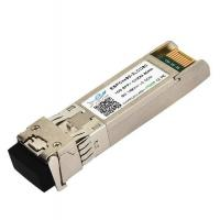 Cisco, HP,Huawei, Juniper compatible SFP+ CWDM ESPCxx92-3LCD80 80KM CWDM SFP+10Gbps  80KM SFP+ Transceiver for sale