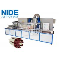 Buy Servo Epoxy Powder Coating Machine With The Touch Screen For Armature Rotor at wholesale prices