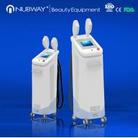hottest bottom price SHR Hair Removal Machine for Permanent Hair Removal;Skin Rejuvenation for sale