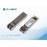 China Optical Transceiver SFP Modules EX-SFP-10GE-ER 1550nm 40km for Juniper for sale