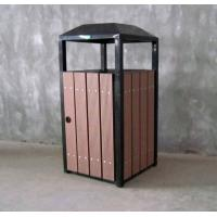 Quality WPC outdoor waste Bins RMD-D8 for sale
