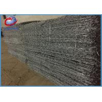Quality Welded Mesh Gabions Wall Cages , Rock Gabion Baskets Weave Processing for sale