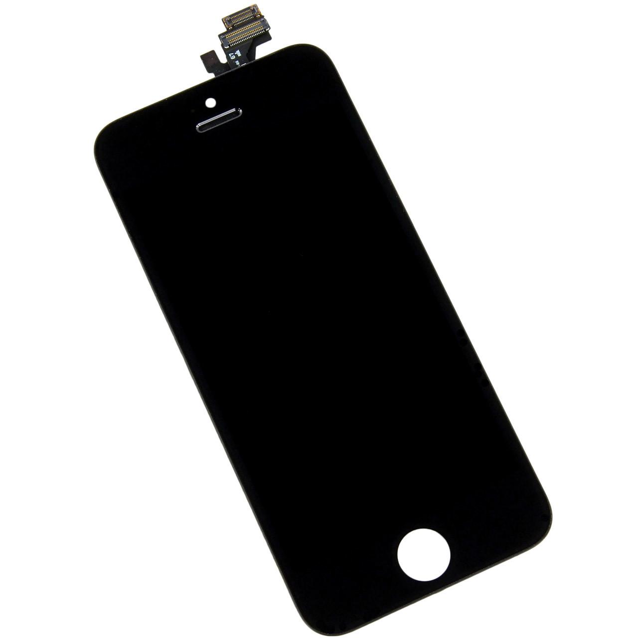 Quality Retina HD Original LCD IPhone 7 Screen Replacement Polarizer Supported Black Color for sale
