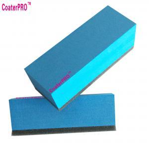 Quality 9h ceramic coating applicator nano coating agent applicator pad nano coat sponge super hydrophobic coating-10pcs for sale