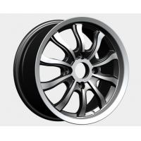 Quality 15X6.5 15 Inch Alloy Wheels, Full Painted Car Alloy Wheel 1218 for sale