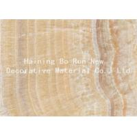 China High Gloss Laminate PVC Decorative Film For Furniture 500 Meters / Roll on sale