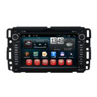 Quality GMC 2013 Yukon Acadia Sierra Car GPS Navigation System Android DVD Player for sale