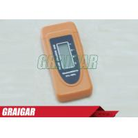 Quality Mini Wood Moisture Meter MD816 Digital LCD Screen 2 Pins Timber Damp Detector for sale