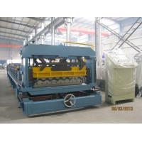 Quality Standing Seam Profile Cold Roll Forming Machine for Steel Structure Building for sale