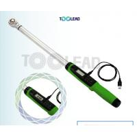Quality 900 - 9000 Inch Pound Digital Torque Wrenches calibration tools with USB for PC for sale