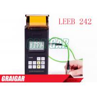 Quality Big Memory Coating Thickness Tester Built In Printer / Coating Thickness Gauge for sale