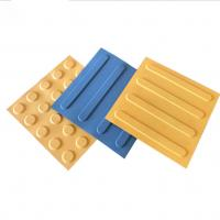 Factory Directly Sale Rubber Blind Brick Rubber Tiles
