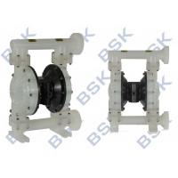 Quality Industrial Polypropylene Diaphragm Pump Air Operated Double Diaphragm Pump for sale