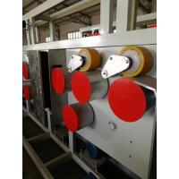 Quality Colorful PET Strap Extrusion Line , PP Strap Manufacturing Machine Stable Operation for sale