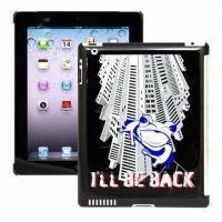 Quality Shell for iPad 2 and New iPad, Customized Patterns are Welcome for sale