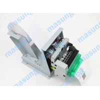 Quality Kiosk Ticket Thermal Printer 80 mm Integrated Paper Presenter DC 24V / 2.5A for sale