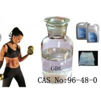 Quality 96-48-0 Gamma Butyrolactone Bodybuilding Supplements For Building Muscle GBL for sale