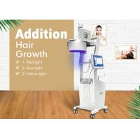 Quality Effective Red Light 650nm Laser Hair Growth Machine / Scalp Treatment Device for sale