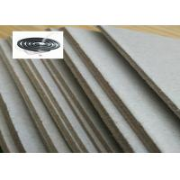 Quality Mixed Pulp Unbleached Laminated Grey Board for Stationery / Mosquito Coil for sale