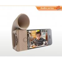 Buy Waterproof iPhone 4 / 4S Horn Stand Amplifier, high Powerful Mini Speakers at wholesale prices