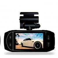 Quality ambarella a7 chipset 1080p Car DVR Camera black box with GPS /WIFI for sale