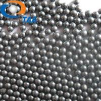 China Shot blasting media steel shot and steel grit SAE approved on sale