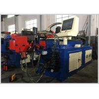 Quality Electric Control System Aluminum Tube Bending Machine For Brake Fuel Pipe Bending for sale