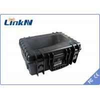 China 5W TDD - OFDM Portable Base Station for Commanding Centers on sale