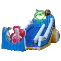 Quality 2016 hot sell inflatable mermaid slide  with 24months warranty GT-SAR-1609 for sale