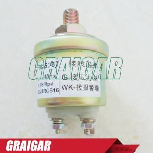 Quality 1/8NPT Oil Pressure Sensor Generator Spare Parts 3015237 M/R 0-1.0 Mpa for sale