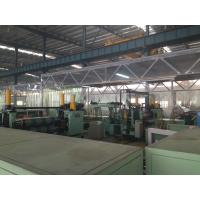 Quality Horizontal Metal Cutting Machine Double Uncoiler For Steel Coil Cut for sale