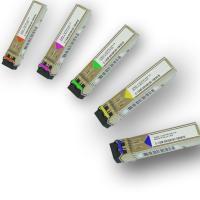 China 1000BASE-LX / LH Juniper / H3C / Extreme SFP Gigabit Ethernet Module JX-SFP-1GE-LX for sale