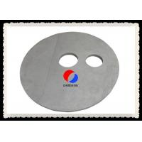 Quality Round Shape Rigid Carbon Fiber Board Felt Customized Thickness PAN Based for sale