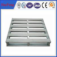 Buy China manufacture warehouse aluminum pallet for sale/aluminum pallet/euro at wholesale prices