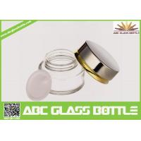 Quality Hot Sale 20ml Colored Glass Bottles Sale, Skin Care Cream Clear Glass Bottle for sale