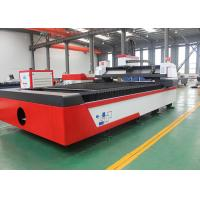Quality CNC Steel Laser Cutter Engraver Machine 1500x3000mm for sale