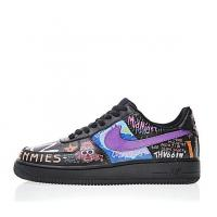 Quality Wholesale Cheap VLONE x Nike Air-Force 1 Low Rock and Roll Sneakers for sale